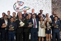 Андрій Котельник на Конгресі WBC в Києві, 2018р.
