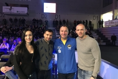 Боксери Академії у Бундес Лізі з боксу Німмечина 2018